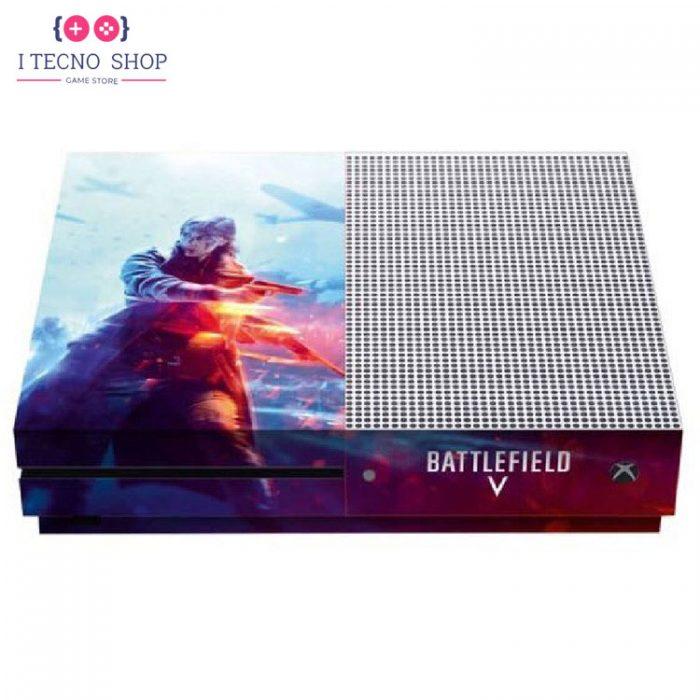 خرید برچسب ایکس باکس وان اس - طرح بازی Battlefield V