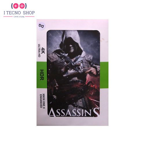 خرید Xbox One X Skin - Assassins Creed Black Flag