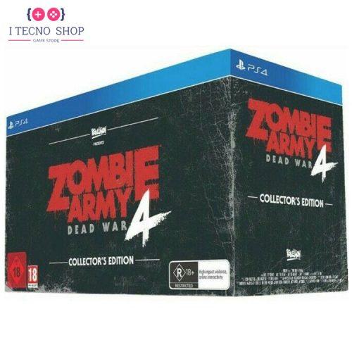 خرید بازی Zombie Army 4: Dead War نسخه Collector's Edition برای PS4