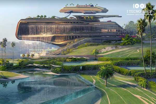 تصاویر جدید Cyberpunk 2077 منطقه Westbrook را نشان می دهد
