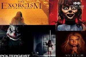 معرفی 20 فیلم ترسناک که بر اساس داستان واقعی ساخته شده اند