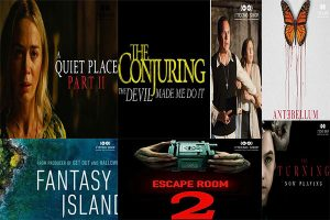 برترین فیلمهای ترسناک سال 2020