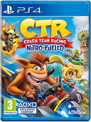 نصب بازی کپی خور crash team racing