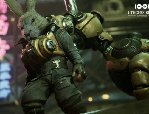 بازی F.I.S.T: Forged in Shadow Torch با انتشار تریلری برای کنسول PS4 معرفی شد