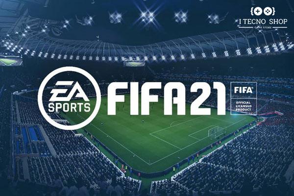 معرفی بازی fifa 21