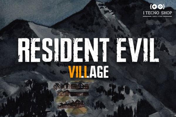 نگاهی به بازی resident evil 8 village