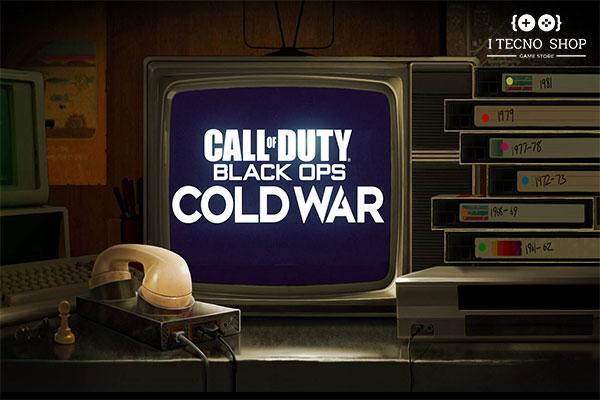 حالت چنده نفره بازی COD: Black Ops Cold War