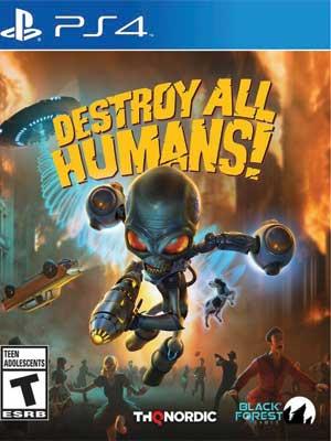 نصب بازی destroy all humans