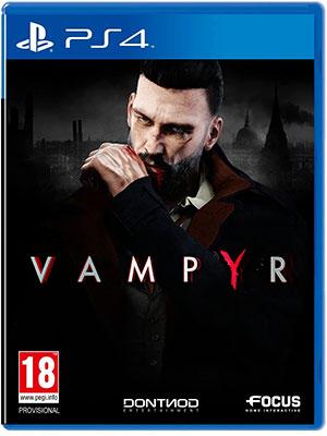 نصب بازی vampyr کپی خور ps4