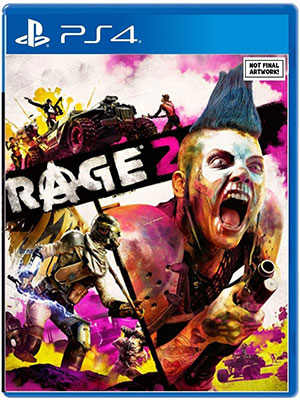 نصب بازی rage 2 کپی خور ps4
