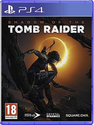نصب بازی shadow of tomb raider کپی خور ps4