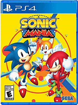 نصب بازی sonic mania کپی خور ps4