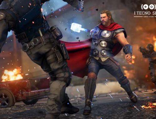 بررسی بازی Marvel's Avengers(نقد ها و امتیاز ها)
