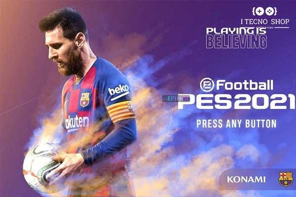 اطلاعات کامل بازی pes2021