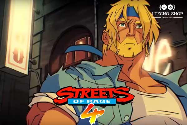 نقد بازی street of rage 4