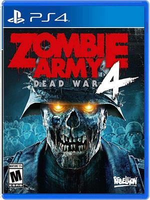 نصب بازی کپی خور zombie army 4