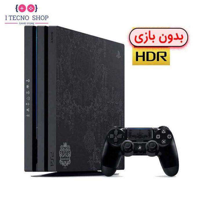 خرید پلی استیشن ۴ پرو | باندل محدود بازی Kingdom Hearts 3 بدون بازی