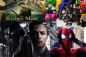برترین فیلم های مورد انتظار 2021