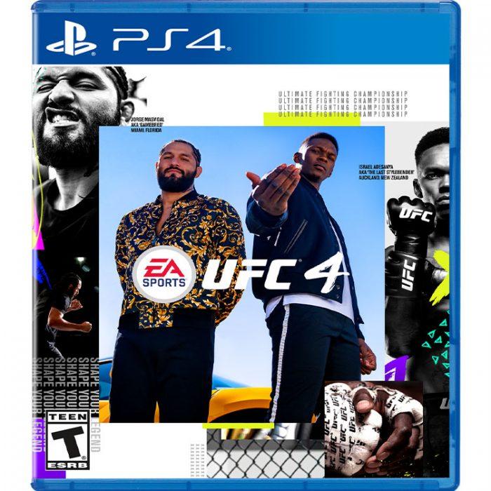 فروش بازی ufc 4
