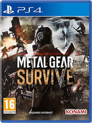 نصب بازی metal gear survive کپی خور