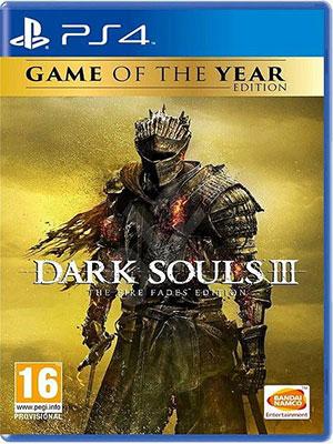 بازی darksouls 3 game of the year کپی خور