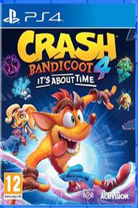 اجاره بازی crash bandicoote 4 برای ps4