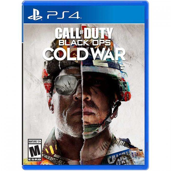 خرید بازی call of duty balck ops cold war برای ps4