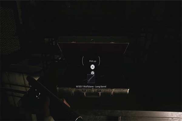 اسلحه M1851 Wolfsbane در رزیدنت اویل 8