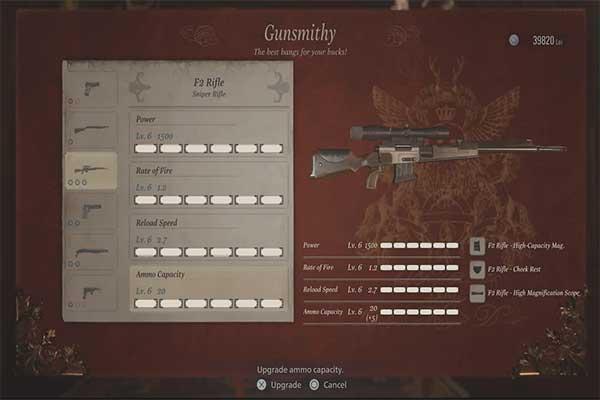 راهنمای مکان اسلحه ها در resident evil village