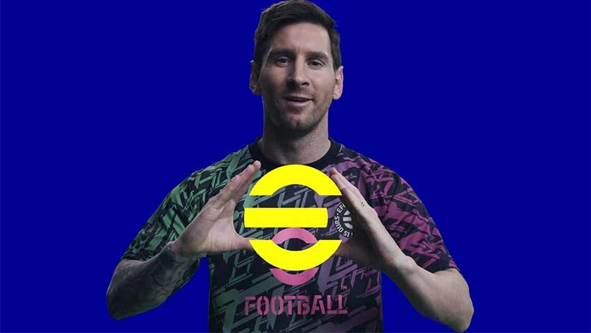 همه چیز درباره Efootball pes 2022